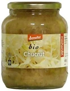 Chucrut bio Demeter 360 gramos