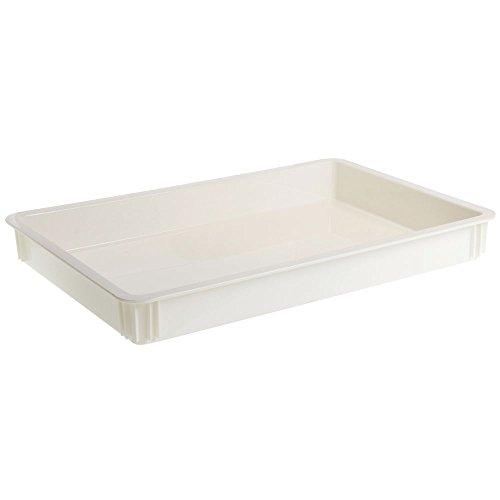 Pizza Dough Box - Camwear Polycarbonate, 18'Wx26'Dx3'H 1 Each