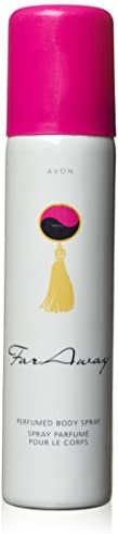 Avon Far Away Eau De Parfum Spray 1.7 oz each (perfume for women)