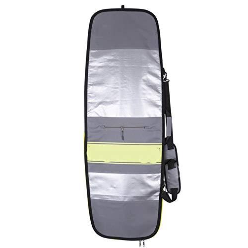 RH-HPC Surfbrett Zubehör Kiteboard Reisetasche Brett-Abdeckung for 135 cm / 145cm Wakeboard Boardbag Schutzreisetasche Surfbrett Socken (Color : 145cm)