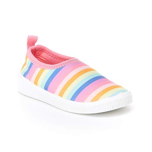Carter's Girl's Floatie Water Shoe, multi, 6 M US Toddler