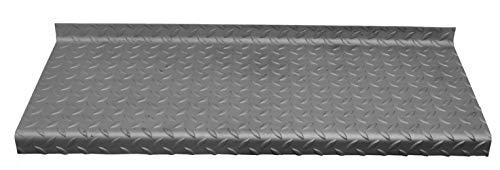 Peldaño escalon de hierro para escalera metalica. (75 cm)