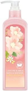[Nature Republic] Love Me Bubble Body Lotion 400ml #Floral Bouquet