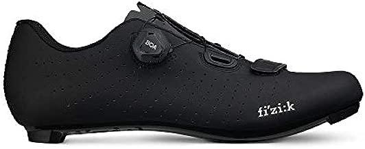 Fizik Tempo R5 Overcurve Cycling Shoe, Black/ - 45, Black/Black