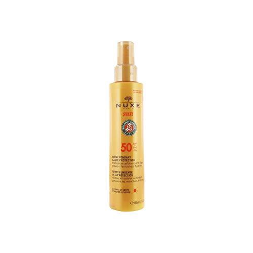 Nuxe Nuxe Sun Spray Fondant Haute Protection Spf50 150 ml - 150 ml
