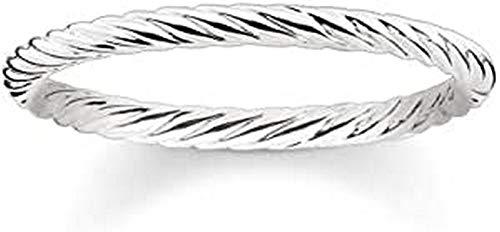 Thomas Sabo Damen-Ring Glam & Soul 925 Silber Gr. 56 (17.8) - TR2121-001-12-56