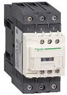 SCHNEIDER ELECTRIC Tesys D 3P Everlink Ac Contactor Ac3 40-Amp Iec LC1D40AG7 Thermal Unit