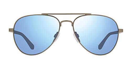 Revo Gafas de sol para hombre y mujer, polarizadas estilo aviador y navegador, varios marcos y colores de lentes