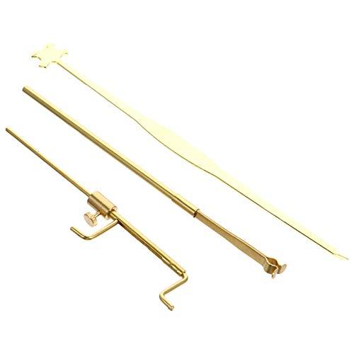 MILISTEN Kit de Herramientas de Violín Luthier Kit de Herramientas de Reparación...