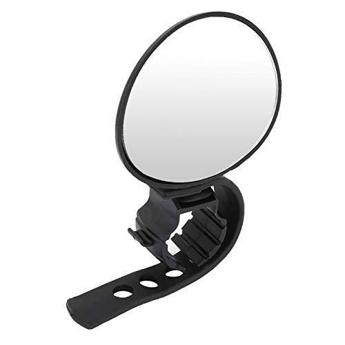 Gaeirt Specchietto retrovisore per Manubrio della Bicicletta, specchietto retrovisore per Bici Robusto e Durevole per Bici da Corsa, per Bicicletta