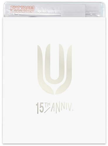 [画像:UNISON SQUARE GARDEN 15th Anniversary Live『プログラム15th』at Osaka Maishima 2019.07.27 (Blu-ray初回限定盤)]