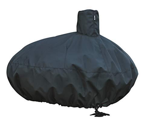Morsoe Schutzhülle Cover für Forno Kamin Nylon, schwarz
