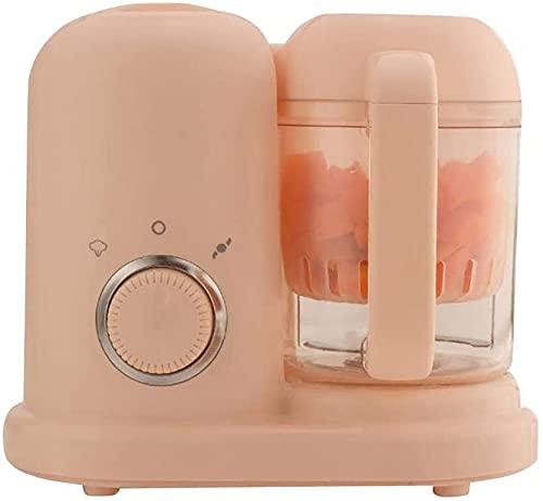 Babyvoeding Voedingssupplement Koken en mengen One Multifunctionele Baby Moeder Baby Mini Food Grinder Special is eenvoudig te bedienen om te voldoen aan de babyvoedingsstoffen,Orange