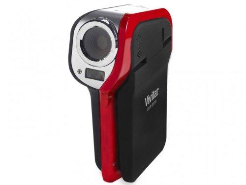 "Vivitar DVR850HD-12-RDBXPR 2.4"" Underwater Digital Video Recorder (Red)"