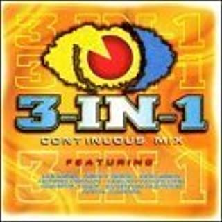 3 in 1 Continuous Mix by Various Artists, Mikey Spice, Bob Andy, Dennis Brown, Freddy McGregor, Admiral T (2000-07-11)