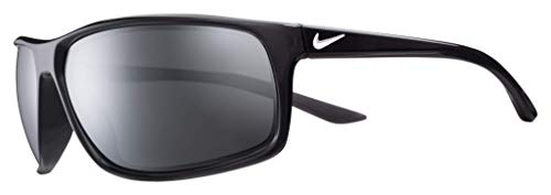 Nike Injected Sunglasses Anthracite/Grey W/ Silver M