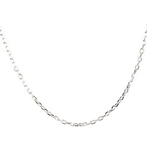 DUR Ankerkette 925 Sterling Silber | poliert| K2246 | 42 cm