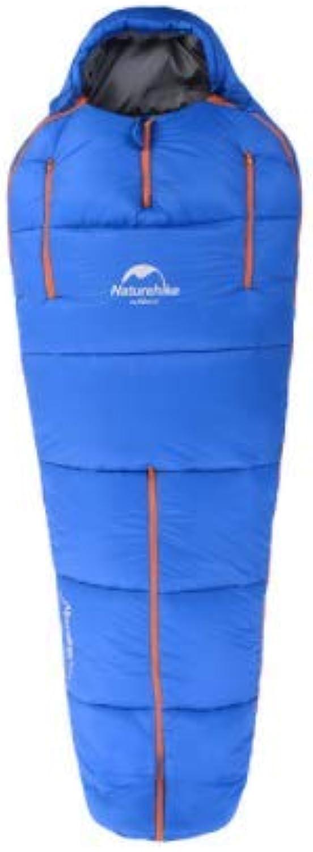 DMMW Humanoider Schlafsack Outdoor-Camping Ultraleicht Warmer 4-Jahreszeiten-Schlafsack aus aus aus Baumwolle B07MWZD4GP  Zuverlässige Qualität 3a77de
