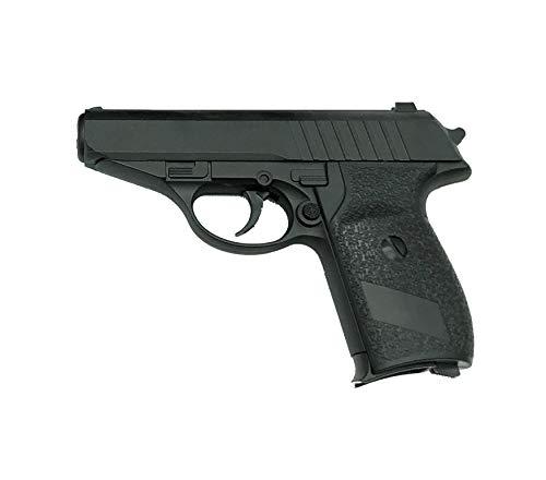 Softair Pistole Mini Metall Rayline G3 (manueller Federdruck), Maßstab 1: 1,8, Gewicht 282g, (<0,5 Joules - ab 14 Jahre)