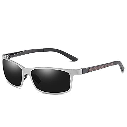 LUOXUEFEI Gafas De Sol Hombres Gafas de sol Hombres Mujeres Gafas de sol de conducción Hombre