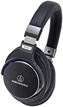 Audio-Technica ATH-MSR7 SonicPro Over-Ear Headphones - (Black)