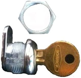 Lock, Key & Nut