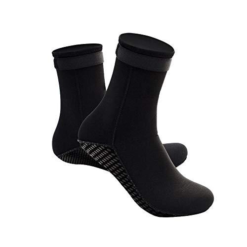 LINKLANK - Calcetines de buceo antideslizantes para hombre y mujer, calcetines de buceo, botas de buceo, surf, buceo, natación, buceo, XL