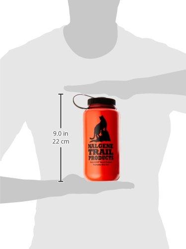 Nalgene HDPE Wide Mouth Water Bottle