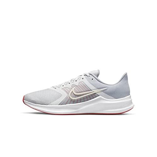 Nike Downshifter 11, Scarpe da Corsa Uomo, Platinum Tint/Summit White-Wolf Grey, 40 EU