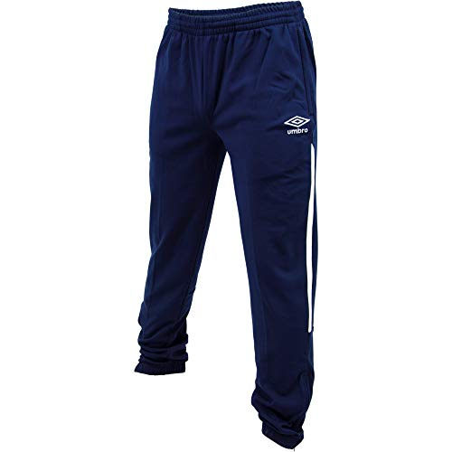 Umbro Trainingshosen Sporthosen Pant Junior 510561-040 Blau Größe 150