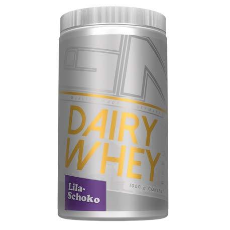 GN Laboratories 100% Dairy Premium Whey 40%-Cross-Flow Isolate 1000g (Lila Schokolade)