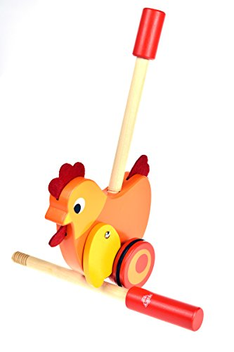 Tooky Toy- Poussin, TKC423, Multicolore, 15 x 8.5 x 54.5 cm