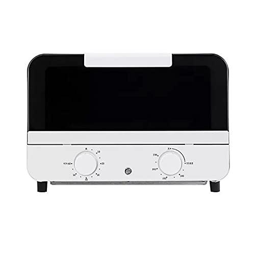 Mini horno de tostadora de convección 750W,...