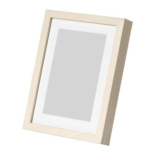 IKEA HOVSTA Marco de abedul (13 x 18 cm)
