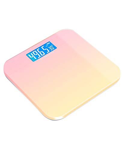 WLL Báscula Baño Digital Vasculas De Peso Digital con Unidades St/LB/kg, Tecnología...