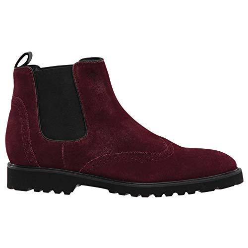 Joop! Herren kleitos Boot mfe 4 Klassische Stiefel, Rot (Burgundy 306), 43 EU