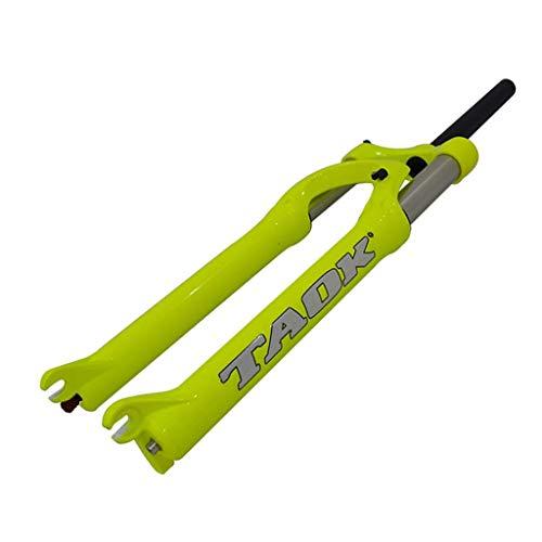 MTB amortiguador de aire de bicicletas Tenedor de 26 pulgadas de aleación...