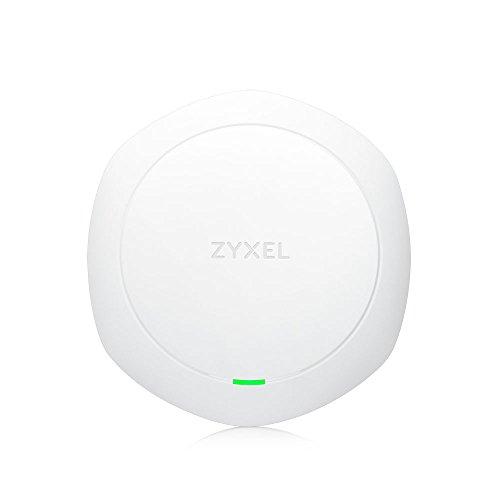 Zyxel Point d'accès Wi-Fi 802.11ac Wave2, technologie Smart Antenna, avec BLE intégré [WAC6303D-S]
