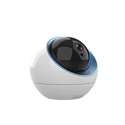 WYJW Überwachungskameras Überwachungskamera IP-Kamera Dome-Kameras 1080P HD-Ptz-Kamera WiFi-Kamera in Innenräumen Bewegungserkennung mit Zwei-Wege-Audiofunktionen CCTV-Kameras