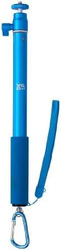 XSories Big U Shot Monochrome Gopro Monopod Telescopic Pole Blue product image