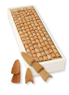 Unbekannt Miniatur Modell Zubehör Dachziegel ca. 2cm, 224 Stück im Set