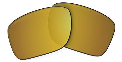 Oakley RL-TURBINE-21 Lentes de reemplazo para gafas de sol, Multicolor, 55 Unisex Adulto