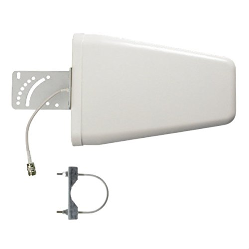 Wilson Electronics Wideband Directional Antenna 700-2700 MHz, 50 Ohm...