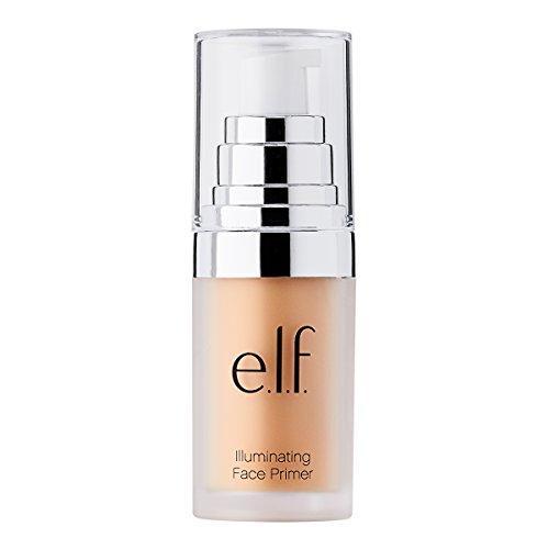 Illuminating Face Primer - Radiant Glow by e.l.f. for Women - 0.47 oz Primer