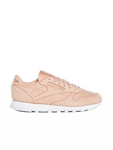 Reebok Classic Damen Sneakers Classic Leather Rose (70) 37