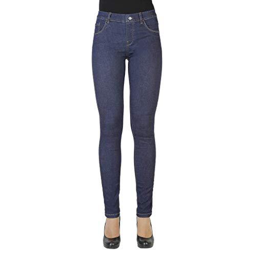 Carrera Jeans - Jeggings per Donna, Look Denim, Tessuto Elasticizzato IT S