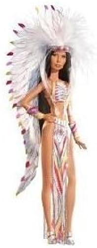 70s Cher Bob Mackie - Barbie Collector schwarz Label by Mattel