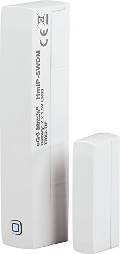 Homematic IP 151363A0 HmIP-SWDM Fensterkontakt, smart