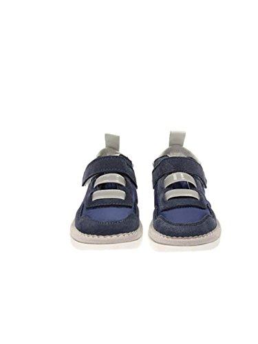 PANCHIC - Zapatillas de algodón para niña * Azul Size: 33