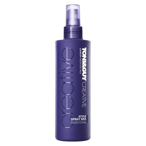 TONI&GUY Style Spray Wax - 6.8 oz